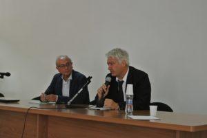 Prof. Franco Marini e Dott. Marco Ugo Filisetti