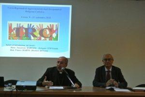 S.E. Mons. Nazzareno Marconi e Dott. Franco Marini