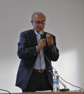 Prof. Franco Marini